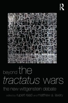 Beyond The Tractatus Wars: The New Wittgenstein Debate (Paperback) book cover
