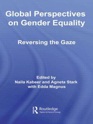 Global Perspectives on Gender Equality: Reversing the Gaze (Paperback) book cover