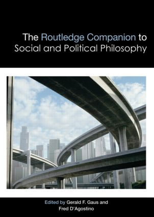 The Routledge Companion to Social and Political Philosophy (Hardback) book cover