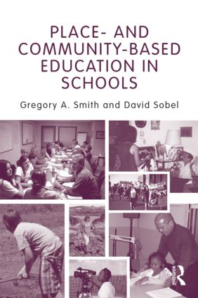 Place- and Community-Based Education in Schools (Paperback) book cover