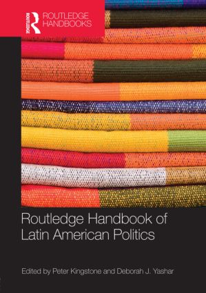 Routledge Handbook of Latin American Politics (Hardback) book cover