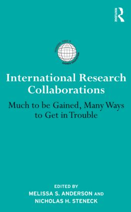International Research Collaborations