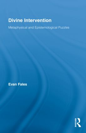 Divine Intervention: Metaphysical and Epistemological Puzzles book cover