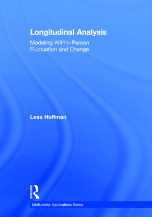 Longitudinal Analysis: Modeling Within-Person Fluctuation and Change book cover