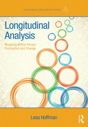Longitudinal Analysis: Modeling Within-Person Fluctuation and Change (Paperback) book cover