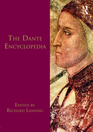 Dante Encyclopedia: 1st Edition (Paperback) book cover
