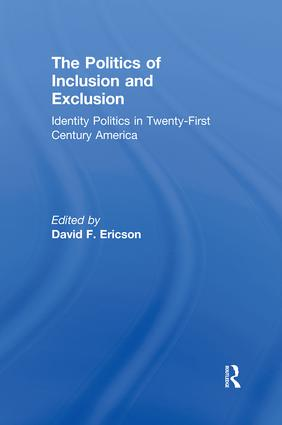 Minimal Political Inclusion of Minorities at Risk: The Case of the Americas, 1870–2000