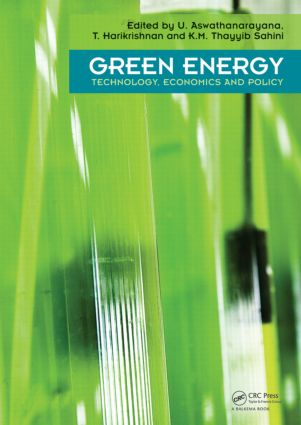 Green Energy: Technology, Economics and Policy, 1st Edition (Hardback) book cover