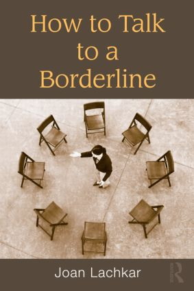 How to Talk to a Borderline (Hardback) book cover