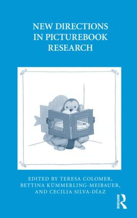 New Directions in Picturebook Research (Hardback) book cover