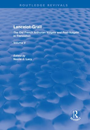 Lancelot-Grail: Volume 5 (Routledge Revival) book cover
