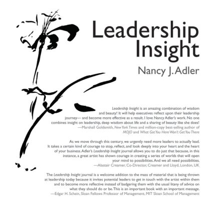 Leadership Insight: 1st Edition (Paperback) book cover