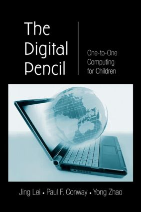 The Digital Pencil: One-to-One Computing for Children (Paperback) book cover