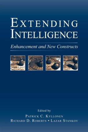 Extending Intelligence: Enhancement and New Constructs (Paperback) book cover