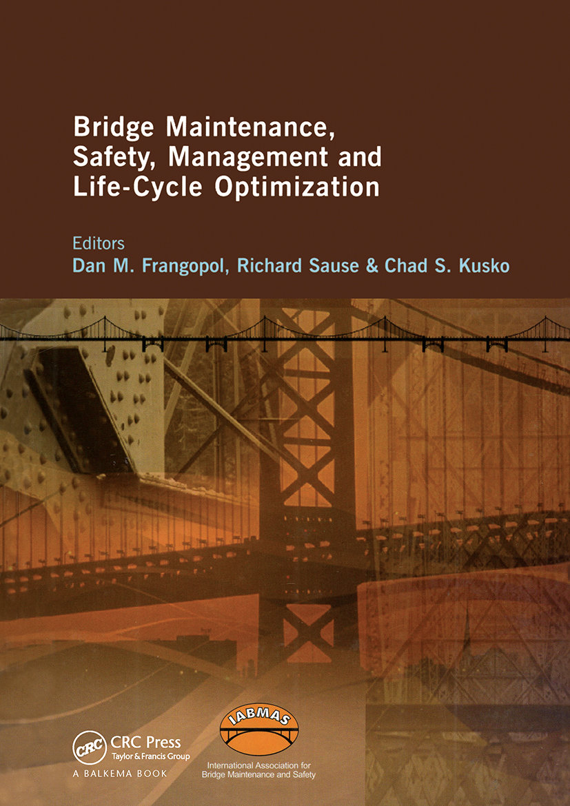 Bridge Maintenance, Safety, Management and Life-Cycle Optimization: Proceedings of the Fifth International IABMAS Conference, Philadelphia, USA, 11-15 July 2010 book cover