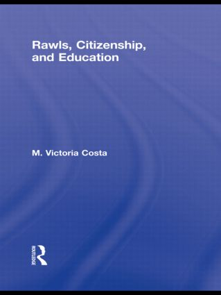 Rawls, Citizenship, and Education (Hardback) book cover