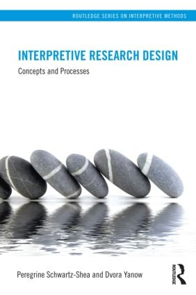 Interpretive Research Design: Concepts and Processes (Paperback) book cover