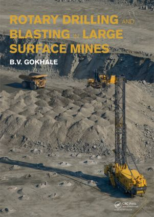 Rotary Drilling and Blasting in Large Surface Mines (Hardback) book cover