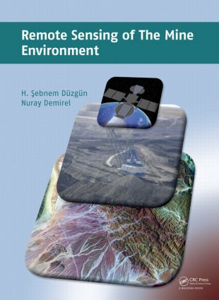 Remote Sensing of the Mine Environment (Hardback) book cover
