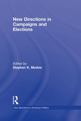 New Directions in Campaigns and Elections book cover