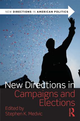 New Directions in Campaigns and Elections (Paperback) book cover