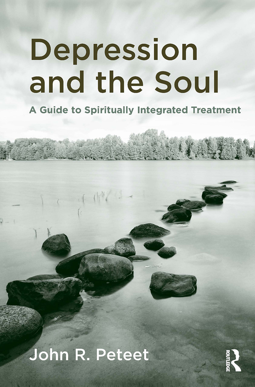 Depression and the Soul: A Guide to Spiritually Integrated Treatment (Hardback) book cover