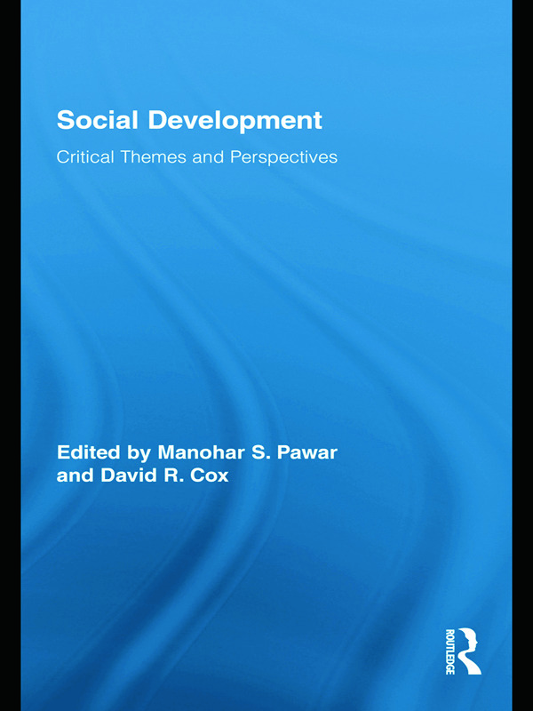 Social Development: Critical Themes and Perspectives (Hardback) book cover