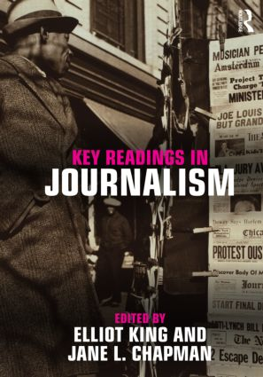 Key Readings in Journalism (Paperback) book cover
