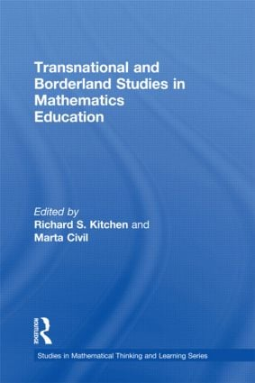 Transnational and Borderland Studies in Mathematics Education book cover