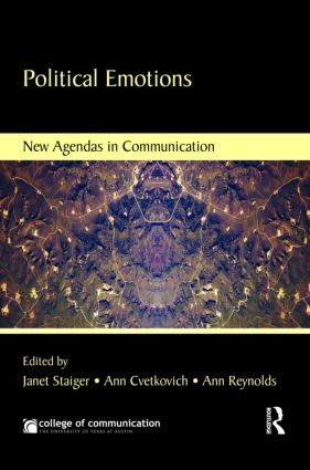 Political Emotions: 1st Edition (Paperback) book cover