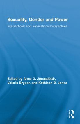 Sexuality, Gender and Power: Intersectional and Transnational Perspectives (Hardback) book cover