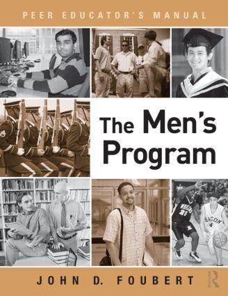 The Men's Program: Peer Educator's Manual (Paperback) book cover