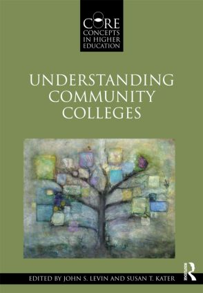 Understanding Community Colleges (Paperback) book cover
