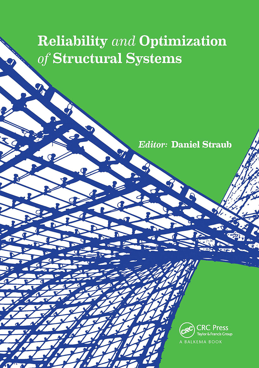 Reliability and Optimization of Structural Systems: 1st Edition (Hardback) book cover