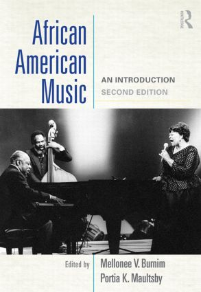 African American Music: An Introduction, 2nd Edition (Paperback) book cover