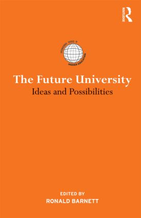 The Future University: Ideas and Possibilities (Hardback) book cover