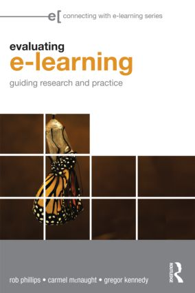 Evaluating e-Learning: Guiding Research and Practice (Paperback) book cover
