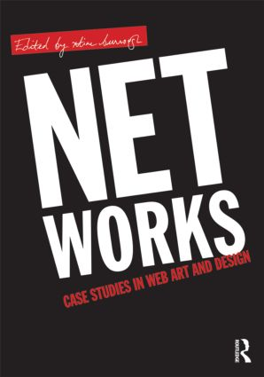 Net Works: Case Studies in Web Art and Design (Paperback) book cover