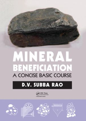 Mineral Beneficiation: A Concise Basic Course (Hardback) book cover