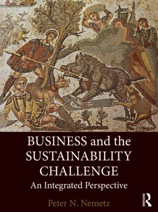Business and the Sustainability Challenge: An Integrated Perspective book cover