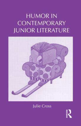 Humor in Contemporary Junior Literature (Hardback) book cover