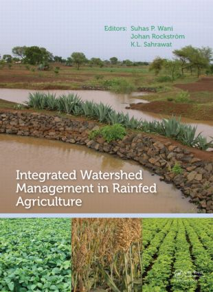 Integrated Watershed Management in Rainfed Agriculture: 1st Edition (Paperback) book cover