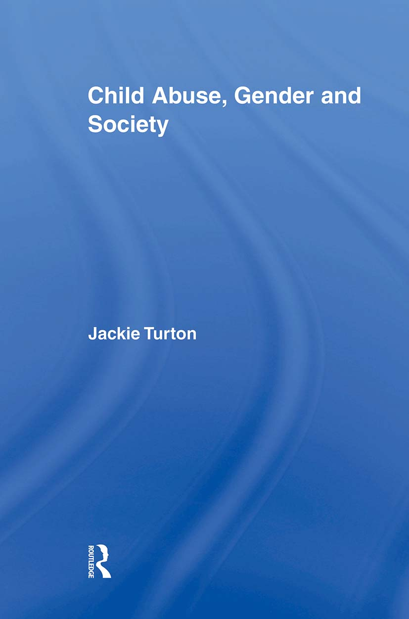 Child Abuse, Gender and Society: 1st Edition (Paperback) book cover