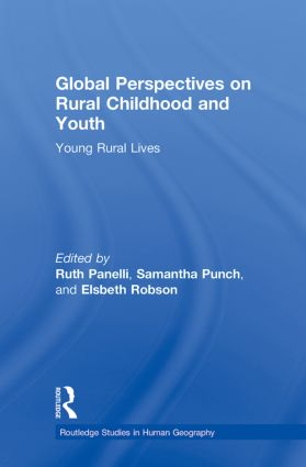 Global Perspectives on Rural Childhood and Youth: Young Rural Lives (Paperback) book cover