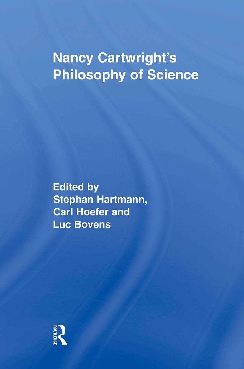 Nancy Cartwright's Philosophy of Science (Paperback) book cover