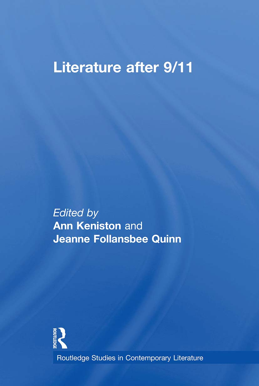 Literature after 9/11: 1st Edition (Paperback) book cover