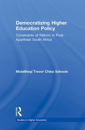 Democratizing Higher Education Policy