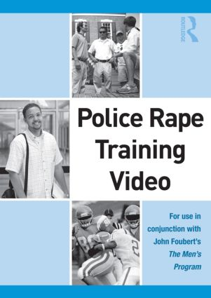Police Rape Training Video (DVD) book cover