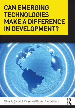Can Emerging Technologies Make a Difference in Development? (Paperback) book cover