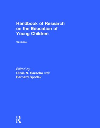 Handbook of Research on the Education of Young Children: 3rd Edition (Hardback) book cover